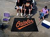 "Fan Mats Baltimore Orioles Tailgater Rug, 60"" x 72"""