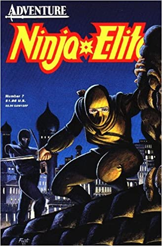 Ninja Elite #7: Mark Ellis: Amazon.com: Books
