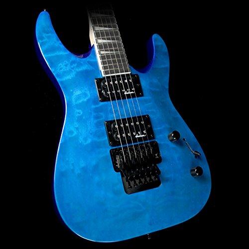 buy jackson js32q dinky trans blue at guitar center. Black Bedroom Furniture Sets. Home Design Ideas