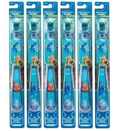 Oral-B Kids – Cepillo de dientes para niños, pro Salud etapas Disney y