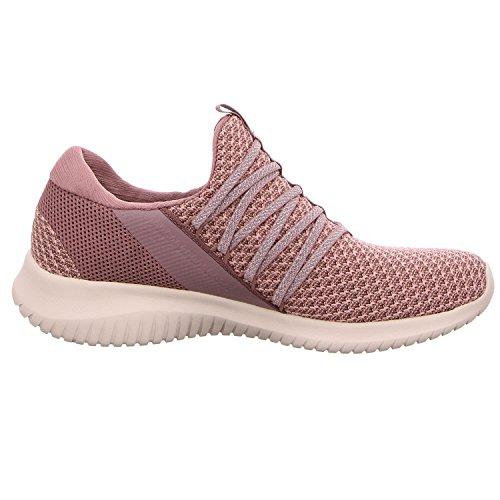 Skechers Ultra Donna Future Pink Flex Sneaker bright zUCgqPz