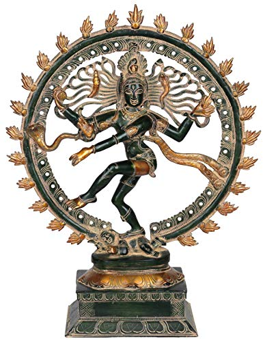 Shiva as Nataraja – Brass Statue