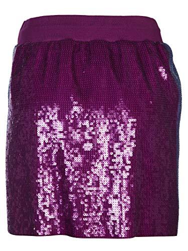Ferretti Alberta J012166161233 Femme Violet Actate Jupe rrwRqdA