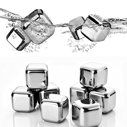 Whiskey Stones Stainless Reusable Chilling product image
