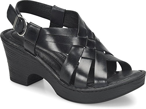 Born - Womens - Crevalle Black (Born Shoes Handcrafted)