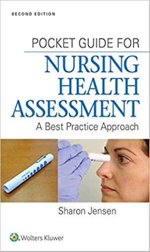 Pocket guide for nursing health assessment a best practice approach pocket guide for nursing health assessment a best practice approach second edition fandeluxe Image collections