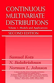 Amazon univariate discrete distributions wiley series in continuous multivariate distributions volume 1 models and applications fandeluxe Gallery