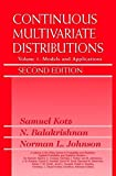 : Continuous Multivariate Distributions, Volume 1: Models and Applications