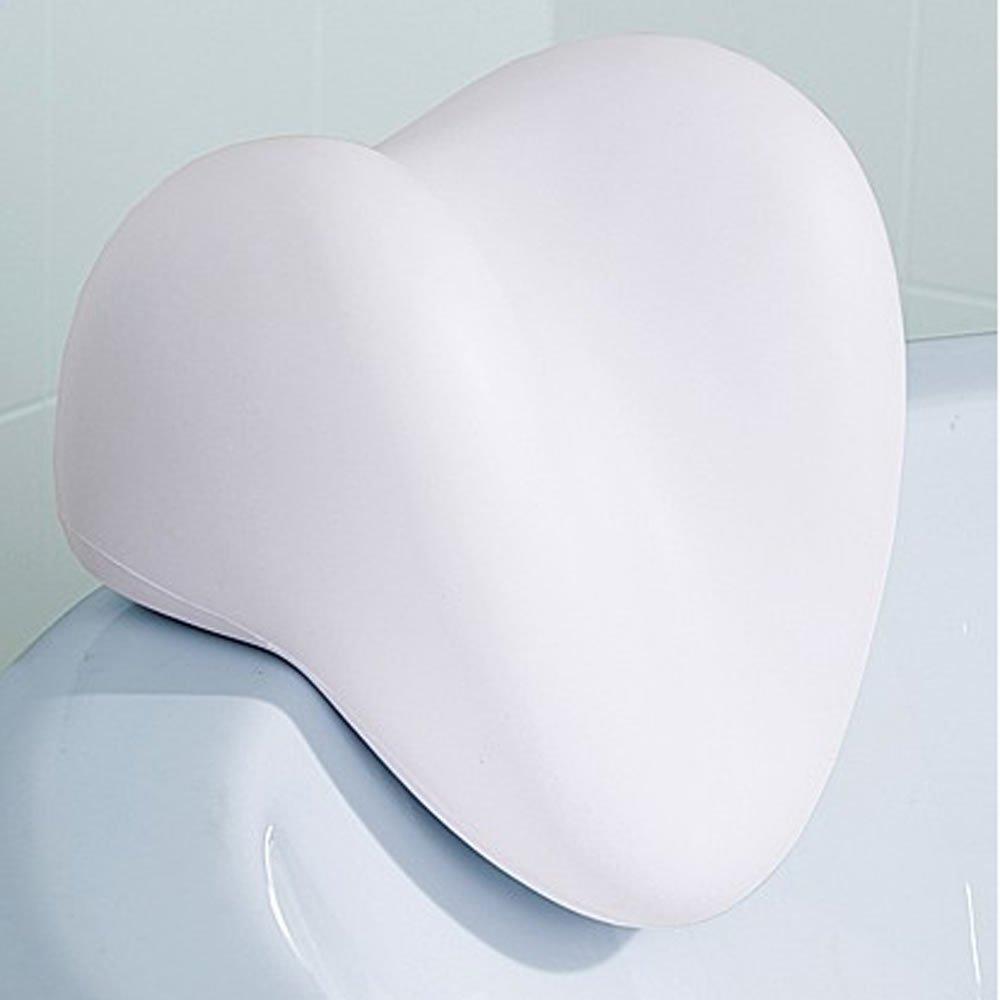 Amazon.com: Authandicraft Waterproof Heart Shaped Spa Bath Pillow ...