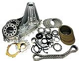 #10: GM NP246 Transfer Case Rebuild Kit w/Chain Pump Sprocket Clutches Steels BRNY