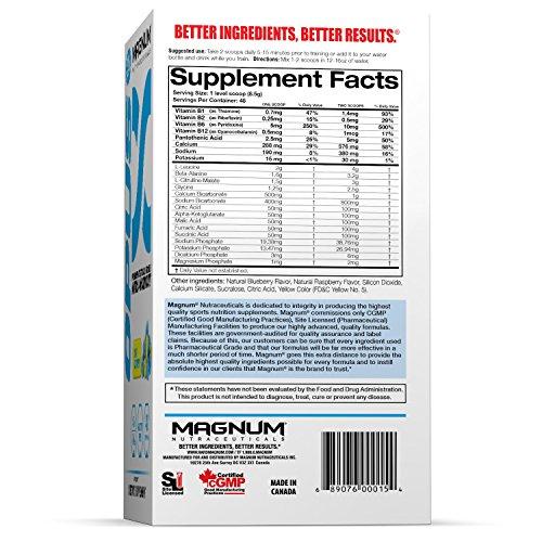 Magnum Nutraceuticals Opus Supplement, 386 Gram