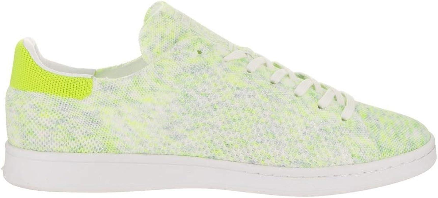 Adidas Stan Smith, Botas de fútbol para Hombre, Blanco (White/Green White/Green), 46 EU: Amazon.es: Zapatos y complementos