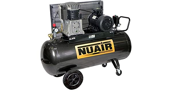 Compresor Nuair 270 Lt 5,5hp 380 V: Amazon.es: Industria, empresas y ciencia