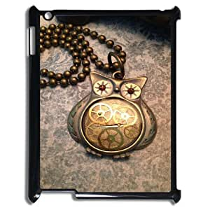 Owl High Qulity Customized Cell Phone Case for iPad 2,3,4, Owl iPad 2,3,4 Cover Case