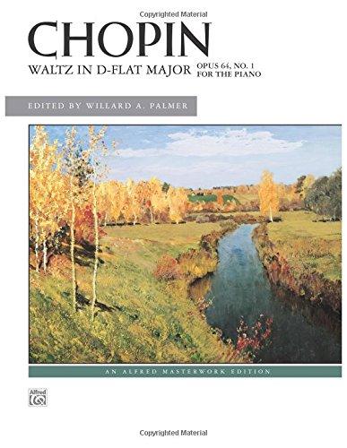 Chopin Waltz Sheet Music - 7