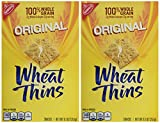 Wheat Thins Original 9.1 OZ (Pac of 2) For Sale