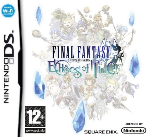 Final Fantasy Crystal Chronicles: Echoes Of Time (Nintendo DS) by Square Enix: Amazon.es: Videojuegos