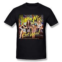 WENYU Men's Little Mix New Album T-shirt XL Black