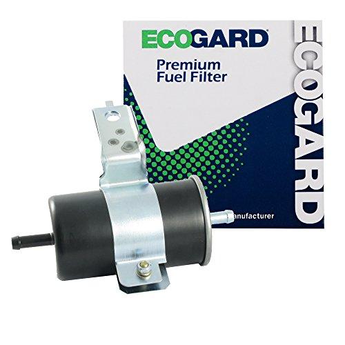 ECOGARD XF54718 Engine Fuel Filter - Premium Replacement Fits Dodge Dakota, Ramcharger Dodge Dakota Fuel Filter