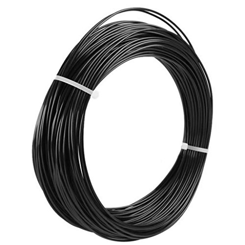 10M 3D Printer Filament 1.75mm For 3D Printer Pen Doodle (Black)