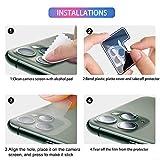 Tamoria Camera Screen Protector for iPhone 11 Pro