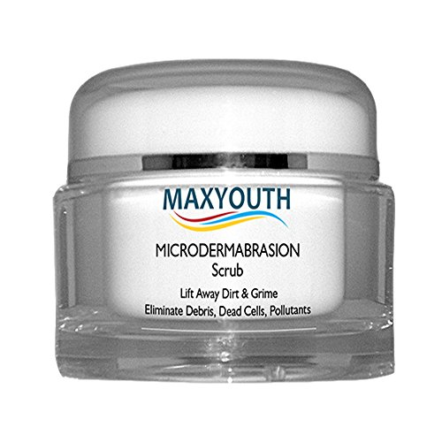 Best Exfoliating Microdermabrasion Facial Scrub & Mask-Anti Aging-Naturally Cleanses, Minimizes Pores - Reduces Acne, Blackheads, Wrinkles, Fine Lines.Exfoliate,Moisturize & Renew Your Skin. (Dr Oz Facelift In A Jar compare prices)