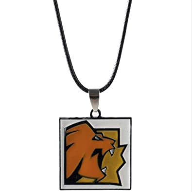 AEmber BK - R6 Lion Keychain and Pendant Necklace | Rainbow Six