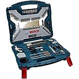 Kit Azul X-Line con 103 unidades, Bosch, 2607017395-000, Azul