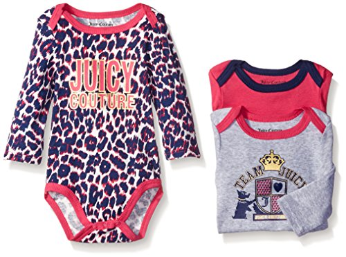 juicy-couture-baby-girls-3-pack-long-sleeve-bodysuit-hot-pink-gray-6-9-months