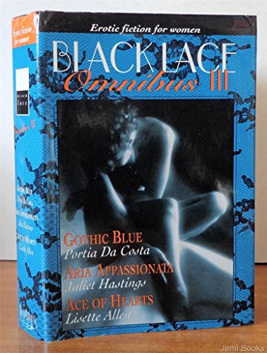 Black erotic fiction iii lace omnibus woman