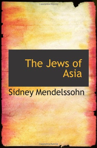 Download The Jews of Asia pdf epub