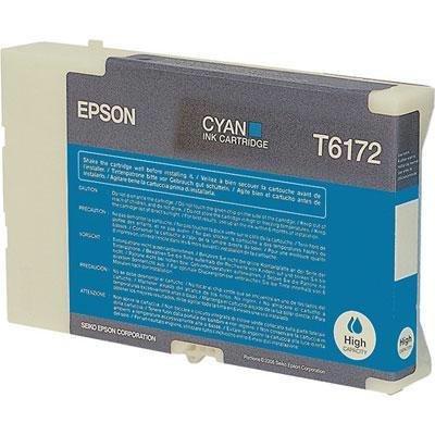 Epson America T617200 Cyan B500N Business Ink by Epson