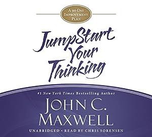 JumpStart Your Thinking Audiobook