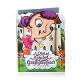 Hallmark Interactive Storybook A Day at Fairy Grandmothers KOB4001