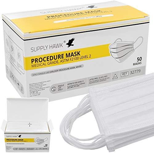 Supply Hawk Level 2 Masks