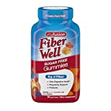 Vitafusion Fiber Well Gummies, 90 Count (Packaging May Vary)