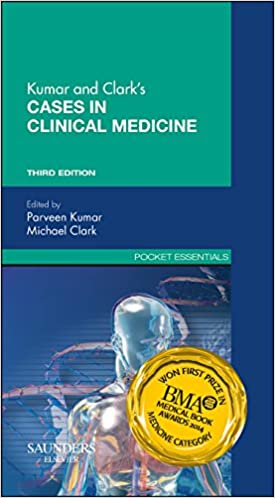 Kumar clarks cases in clinical medicine 3e pocket essentials kumar clarks cases in clinical medicine 3e pocket essentials paperback 3rd edition fandeluxe Gallery