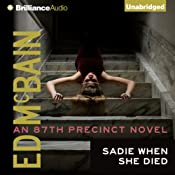 Sadie When She Died: 87th Precinct, Book 26 | Ed McBain