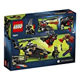LEGO-LEGO-Superheroes-76011-Batman-Batman-Man-Bat-Attack-block-toys-parallel-import