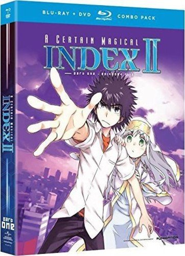 Amazon com: A Certain Magical Index II (To Aru Majutsu no
