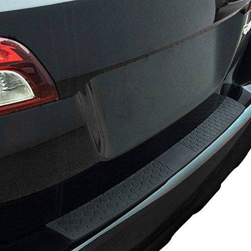 yaris rear bumper protector - 4