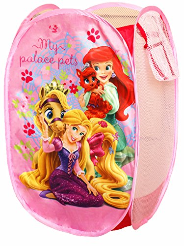 Disney Princess Palace Pets Pop up Hamper Toy Storage