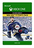 NHL 17 Ultimate Team NHL Points 5850 - Xbox One Digital Code