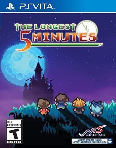 The Longest 5 Minutes - PlayStation Vita by NIS America (Image #8)