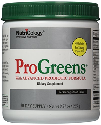 (Nutricology Progreens, 9.27-Ounce)