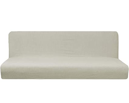 Excellent Amazon Com Zerci Water Resistant Armless Sofa Slipcover Download Free Architecture Designs Scobabritishbridgeorg