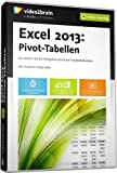 Excel 2013 - Pivot Tabellen