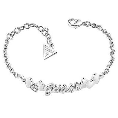 GUESS JEWELLERY TENDERNESS Bracelets femme UBB83072-S  Guess  Amazon ... eb5b796f921
