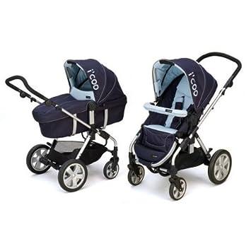 Amazon.com: I coo Targo carriola – Marina: Baby