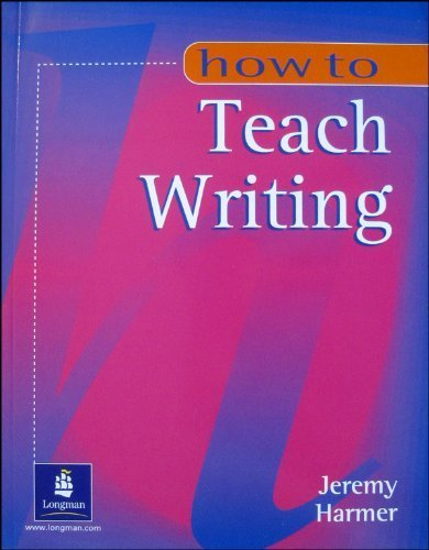 Jeremy Harmer How To Teach Writing Essays - image 2